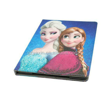 wholesale for ipad smart cover,high quality factory price leather flip stand case for ipad
