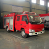 2000liter Water Tank Mini Fire Engine