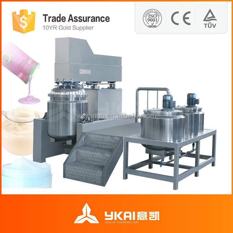 cream chees manufacture, equipment to make cheese, mixer
