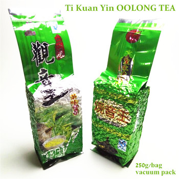 250g vacuum pack 2016 fresh tie guan yin oolong tea from China