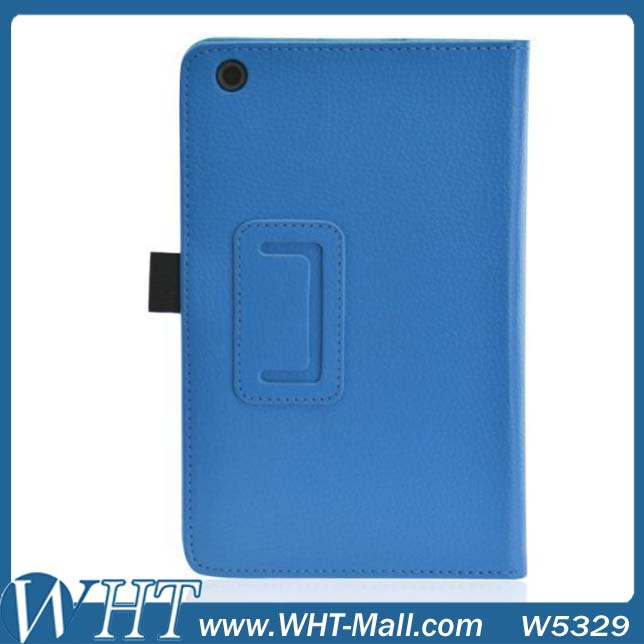 Luxury Case for Lenovo A5500 Litchi Grain Leather Case for Lenovo A5500 Flip Cover Wholesale