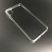 Laudtec Clear TPU PC Armor Hard Phone Case For Iphone x,Case For Iphone x