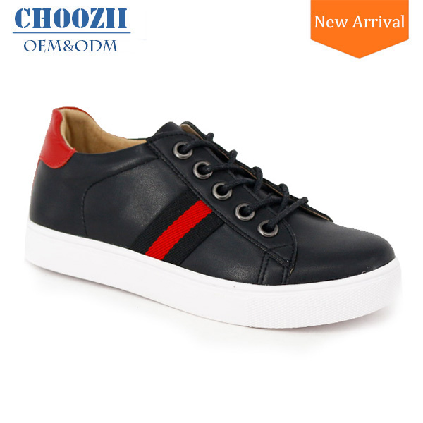Factory Wholesale Customized Design Leather Kids Import Shoes from China