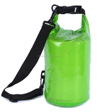 Outdoor Equipment Camping Boating Kayaking Waterproof Dry Bag with Single Strap