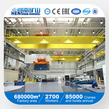 Overhead Crane Project Contract for Iran,Israel,South Africa Factory Crane System