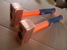 copper stoning hammer