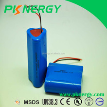 wholesale 3.7v 2600mAh 18650 li-ion battery