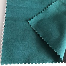 Chinese factory direct dyed and white 20s 100% cotton material textile fabric for bag and dress and lining