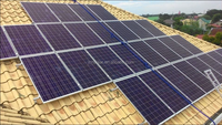 Cheap solar panels 1000w price in india for solar power system
