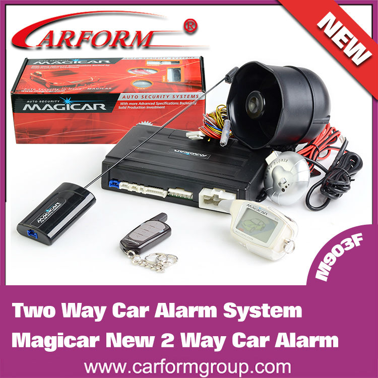 buy from china online Magicar auto security car alarm system