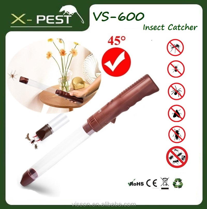 X-pest Eco-Friendly Feature and insect.etc,Fly Pest Type Spider catcher