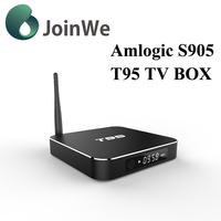 Best quality T95 android tv box amlogic S905 1080p porn video hd sex pron with great price 1GB/8GB