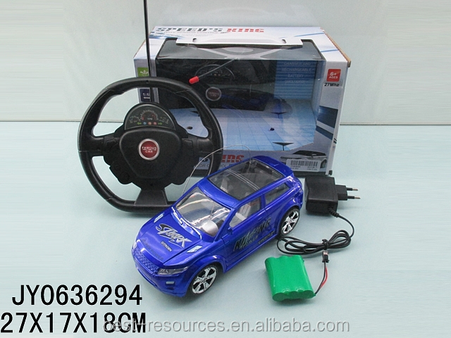 New design and best toy 4CH rc car with different colors with charger