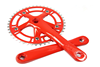 hot sale bicycle chainwheel&crank,bicycle parts in china anhui morshine