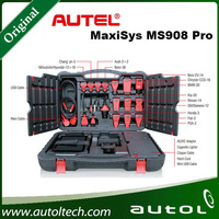 Vehicle Diagnostic Machine Autel MaxiSys Pro MS908P with Wifi/ Bluethooth Connection and ECU Code Function Car Diagnostic Kits