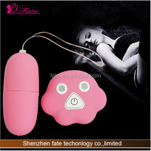Penguin Remote Contorl Vibration Eggs 20 Kinds of Massager Handy Smart Vibrator for Couple Sex Toy Battery One