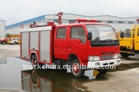 Dongfeng small 4x2 fire fighting truck with 2cbm water tank