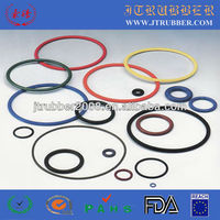 Rubber silicone rings