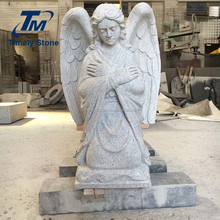 handmade body stone sculpture carving large marble angel statues