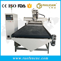 Philicam 1325 CNC router machine for wooden furniture design engraving ATC tool changer