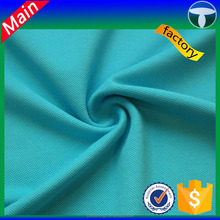 30% polyester 70% cotton pique fabric discount price for polo shirt