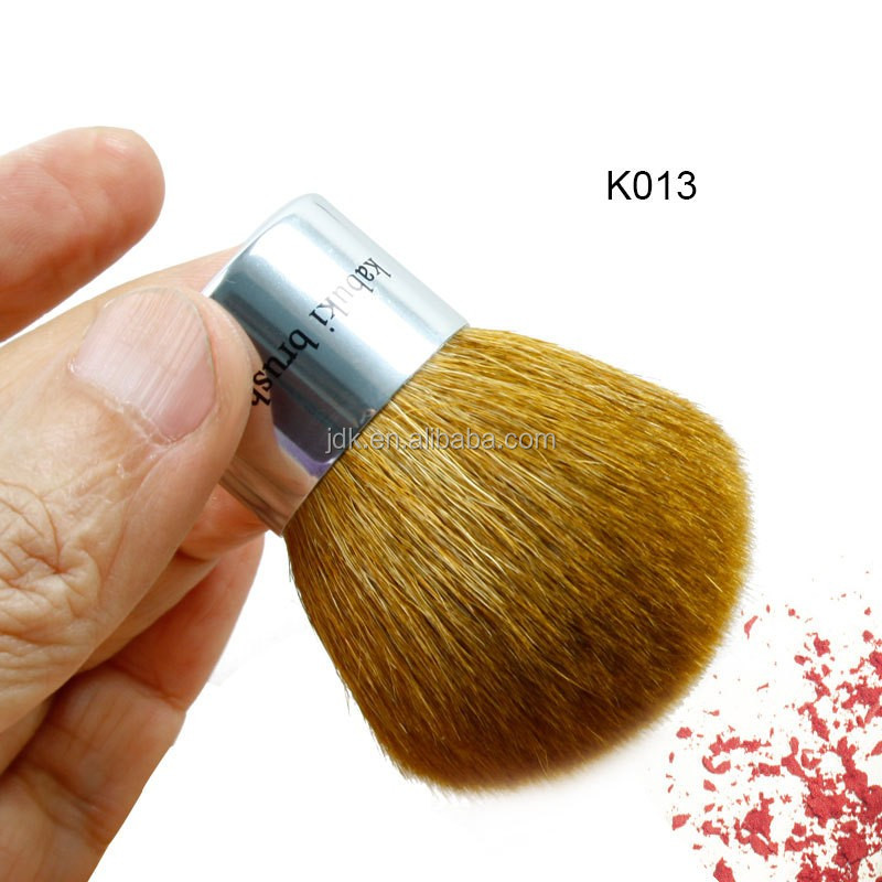 Small Horse Hair Clean Cosmetic Powder Makeup Kabuki Brush