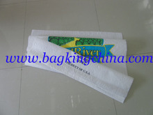 Virgin material manufacture pp woven sack for packing flour ,rice,wheat,seed,fertilizer.etc.