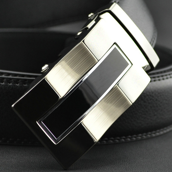 High quality Men's Nice Classic Genuine Leather Belts fashion accessories