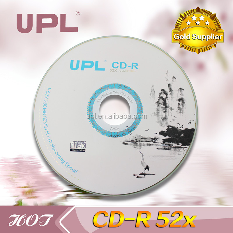beautiful car blank cd-<strong>r</strong> 52X 700mb cd <strong>r</strong>