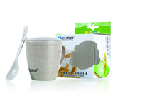 Wholesale Biodegradable kids drinkware set tableware