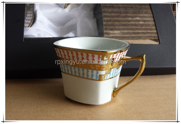 Cheap Tea Cup And Saucer Arabic Coffee Cup Set Cup