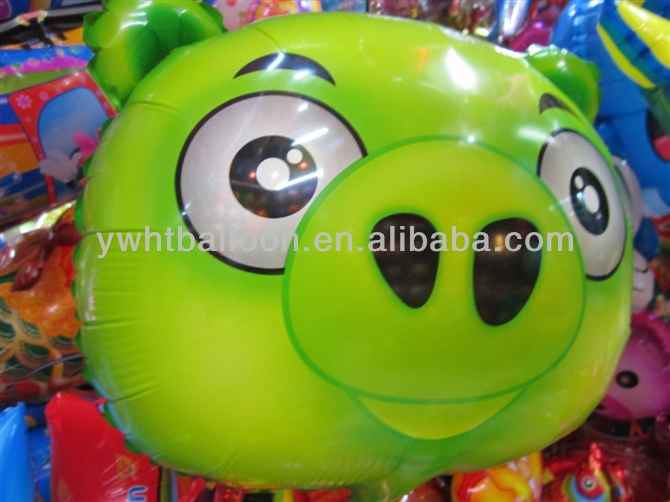 2013 New Arrival CE approved self sealing mylar balloon