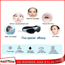New Arrival 2017 Eye Massager Automatic Electric Care Forehead Eye Care Dark Rings Cure Computer Eyes Massager with lowest price