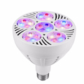 Professional ServicePAR38 Red Blue UV IR Vegetative Control 60W LED Grow Light