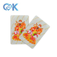 Custom Printing New design PVC plastic Gift <strong>card</strong> With Best Price~