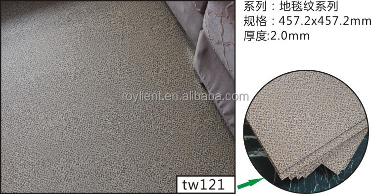 pvc anti-bacterial vinyl flooring for hospital