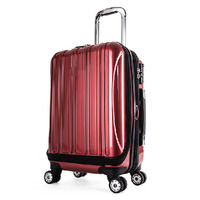 suitcase car luggage hard shell luggage universal wheels