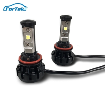 Automatic led headlights supply led lamp