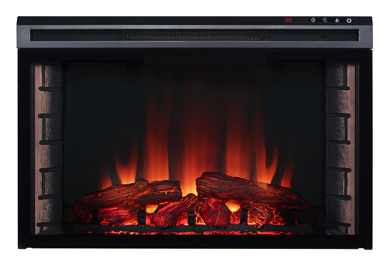 fire like real fireplace tv stand