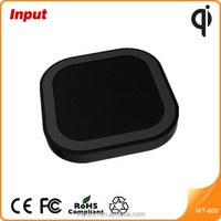 Qi Enabled Wireless Charger Wireless Charging Transmitter Pad Mat Wireless Charging Docking Station