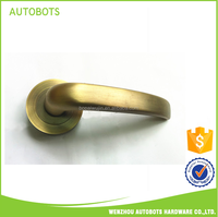 Wenzhou made door knob lock fancy door handle cabinet hardware