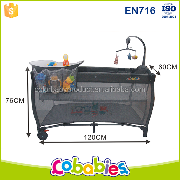 Extendable adjustable lightweight large playpen for babies