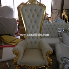 king and queen wedding chairs
