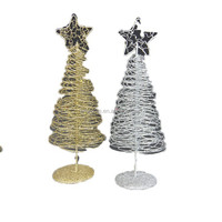 90cm High Quality Hot sale Wrought Iron Christmas Tree