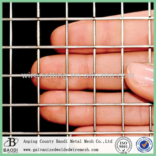 welded wire mesh dog kennel (Baodi Manufacture ISO9001:2000)