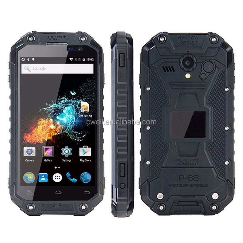 ALPS X8G 4.7 inch MTK6735 Quad Core 2GB RAM 16GB ROM 8MP Rear Camera IP68 Waterproof Rugged Android Phone with NFC