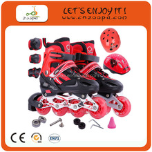 Wholesale adjustable professional inline speed ice skate