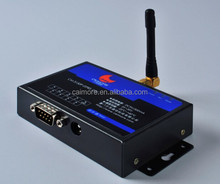 cellular m2m rs232 3g modem serial port for Unmanned Base Station control and monitoring