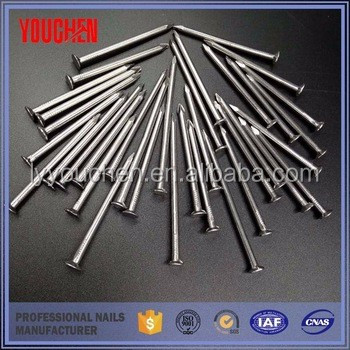 40mm common nails/wire nails/iron nails for building from linyi factory