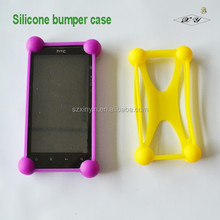 Multicolor Bumper Cover Protector Phone Case for Mobile Phone